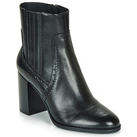 Zapatos Mujer Botines Geox D JACY HIGH Negro