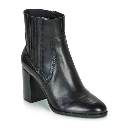 Zapatos Mujer Botines Geox D JACY HIGH Negro