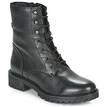 Zapatos Mujer Botines Geox D HOARA Negro