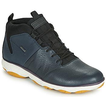 Zapatos Hombre Botas de caña baja Geox U NEBULA 4 X 4 B ABX Marino