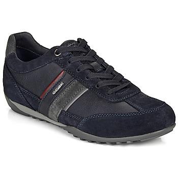 Zapatos Hombre Zapatillas bajas Geox U WELLS Marino