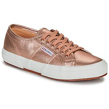 Zapatos Mujer Zapatillas bajas Superga 2750 COTMETU Rosa