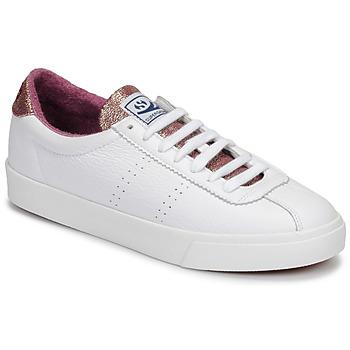 Zapatos Mujer Zapatillas bajas Superga 2843 COMFLEALAMEW Blanco