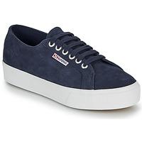 Zapatos Mujer Zapatillas bajas Superga 2730 SUEU Navy