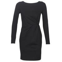 textil Mujer vestidos cortos Ikks BP30155-02 Negro