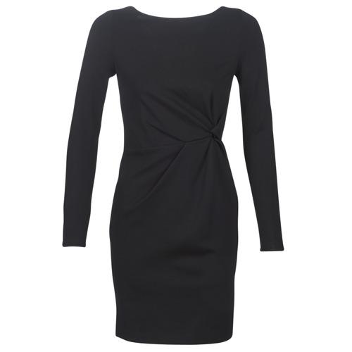 Ikks BP30155-02 Negro - Envío gratis | ! - textil vestidos cortos Mujer