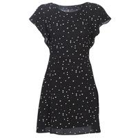 textil Mujer vestidos cortos Ikks BP30305-02 Negro