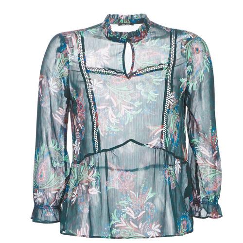 One Step CARTER Verde - Envío gratis | ! - textil blusas Mujer