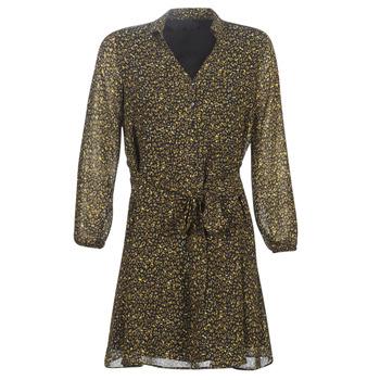 textil Mujer vestidos cortos One Step RUNI Negro / Kaki