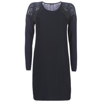 textil Mujer vestidos cortos One Step RANNI Marino