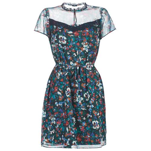 One Step REKKA Verde - Envío gratis | ! - textil vestidos cortos Mujer