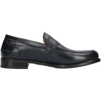 Zapatos Hombre Mocasín Sandro Ramadori 9280 azul