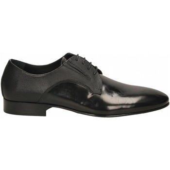 Zapatos Hombre Derbie Eveet REX TWIST NERO nero
