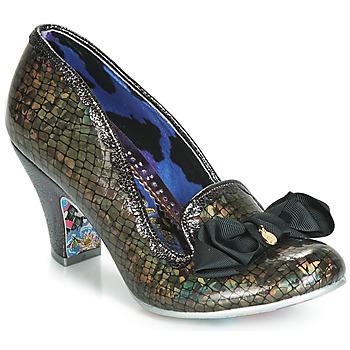 Zapatos Mujer Zapatos de tacón Irregular Choice KANJANKA Negro