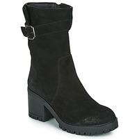 Zapatos Mujer Botas urbanas Les Petites Bombes BOUM Negro