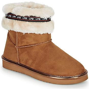 Zapatos Mujer Botas de caña baja Les Petites Bombes KITY Camel