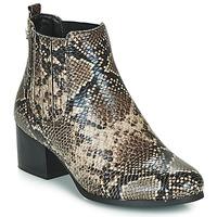 Zapatos Mujer Botines Les Petites Bombes CHIRAZ Marrón