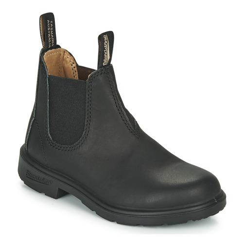 Blundstone KIDS-BLUNNIES-532 Negro - Envío gratis | ! - Zapatos Botas de caña baja Nino