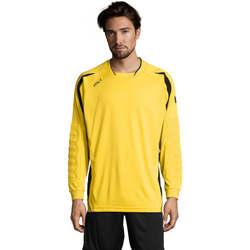 textil Hombre Camisetas manga larga Sols AZTECA SPORTS Amarillo