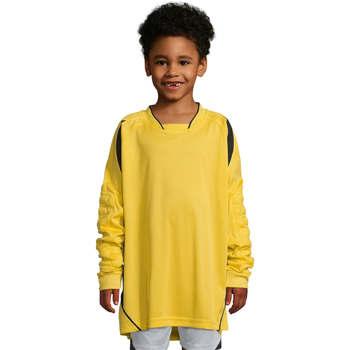 textil Niños Camisetas manga larga Sols AZTECA KIDS  SPORT Amarillo