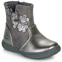 Zapatos Niña Botas urbanas Chicco CINEY Gris