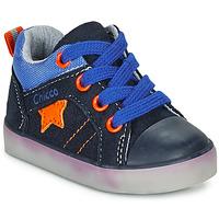 Zapatos Niño Zapatillas altas Chicco GRADO Azul