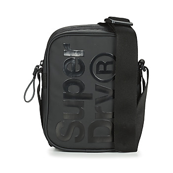 Bolsos Bolso pequeño / Cartera Superdry SIDE BAG Negro