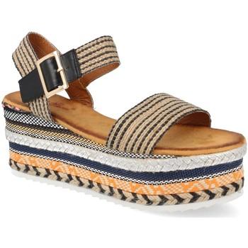 Zapatos Mujer Sandalias Milaya 3M121 Negro