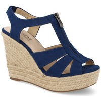 Zapatos Mujer Alpargatas Benini A9072 Azul