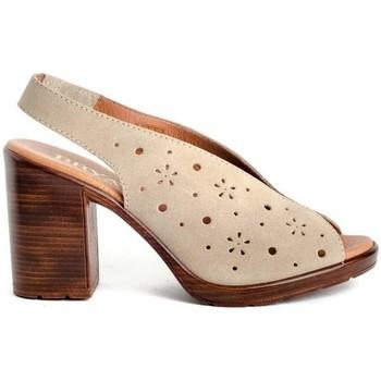 Zapatos Mujer Sandalias Bryan 620 Beige