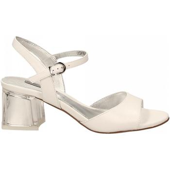 Zapatos Mujer Sandalias Luciano Barachini NAPPA bianco