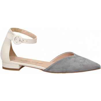 Zapatos Mujer Bailarinas-manoletinas Andrea Zali ERIK CAM. sugar-bianco