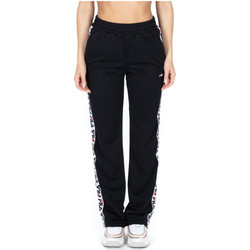 textil Mujer Pantalones de chándal Fila WOMEN THORA track pants 002-black