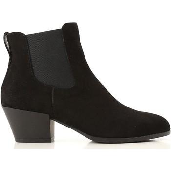 Zapatos Mujer Low boots Hogan HXW4010W890CR0B999 nero