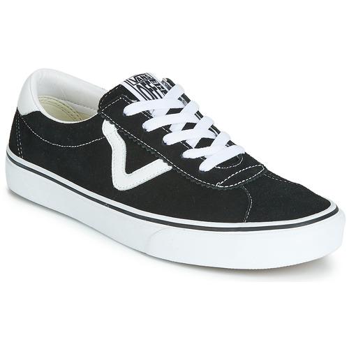 Zapatos Zapatillas bajas Vans VANS SPORT Negro