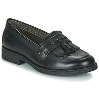 Zapatos Niña Derbie Geox JR AGATA A Negro