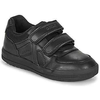 Zapatos Niño Derbie Geox J ARZACH BOY E Negro