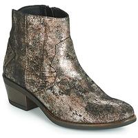 Zapatos Mujer Botas de caña baja Elue par nous FLO Bronce
