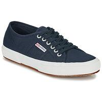 Zapatos Zapatillas bajas Superga 2750 COTU CLASSIC Azul / Marino