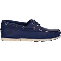 Zapatos Hombre Zapatos náuticos Timberland A22XJ TIDELANDS Azul