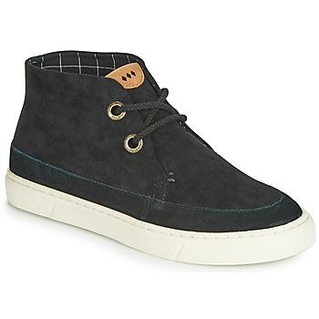 Zapatos Hombre Zapatillas altas Armistice BLOW DESERT Negro