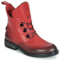 Zapatos Mujer Botas de caña baja Metamorf'Ose FABLE Rojo