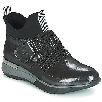 Zapatos Mujer Zapatillas altas Metamorf'Ose FAGNO Negro