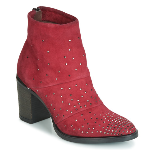 Metamorf'ose Falcao Botines Zapatos Rojo Mujer cFKlJ1