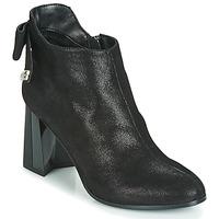 Zapatos Mujer Botines Metamorf'Ose FANCHON Negro