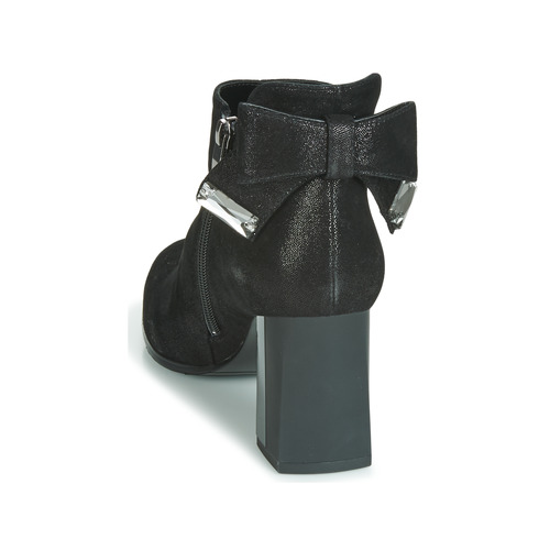 Mujer Fanchon Zapatos Negro Metamorf'ose Botines l13TcKuFJ