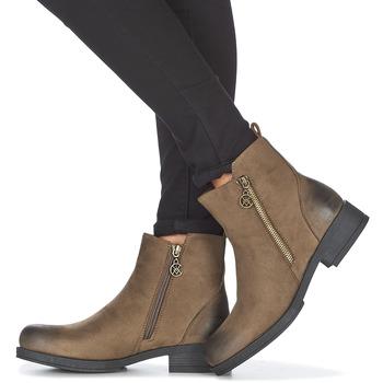 Chattawak VAMP Topotea - Zapatos Botas de caña baja Mujer 4242