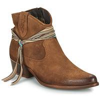Zapatos Mujer Botas de caña baja Felmini SERRAJE Marrón