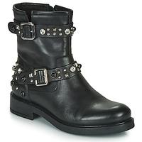 Zapatos Mujer Botas de caña baja Café Noir CHARLIE Negro