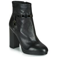 Zapatos Mujer Botines Café Noir GLORIA Negro
